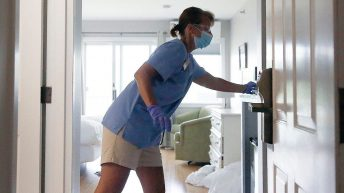Recruitment For Housekeeper In USA